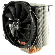 Ashura (SCASR-1000) CPU Cooler, Socket Socket 1150/1155/1156/2011/775/FM2/FM1/AM3+, 161mm Height, Nickel Plated Copper, Retail