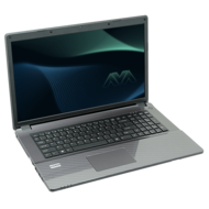 "Clevo W670SJQ Core™ i7 Gaming Notebook, 17.3"" Full HD LED LCD, NVIDIA® GeForce® GTX 850M / Intel® GMA HD Graphics"