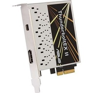 ThunderboltEX II Expansion Card for ASUS* motherboards, PCIe x4