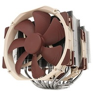 NH-D15 Cooling Fan, Socket 2011/1150/1155/1156/FM2/FM1/AM3/AM2, 2x 140mm PWM, 165mm Height, Copper/Aluminum, Retail