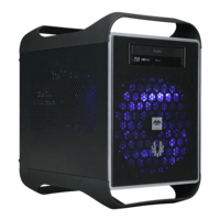 Core™ i7 / i5 Z87 / H87 Subcompact Cube Gaming Computer System