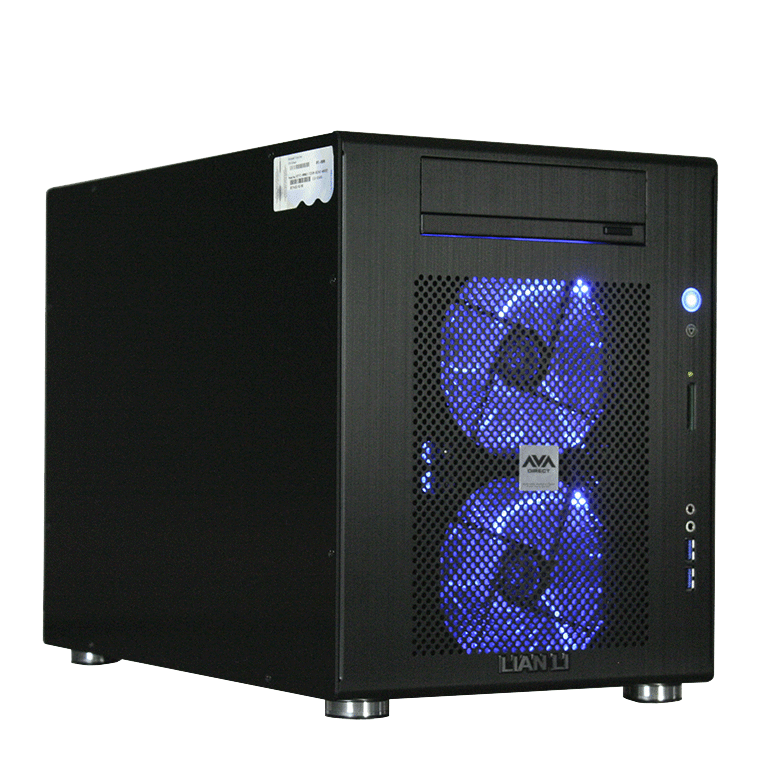 Six-Core Core i7 X79 SFF Computer Workstation
