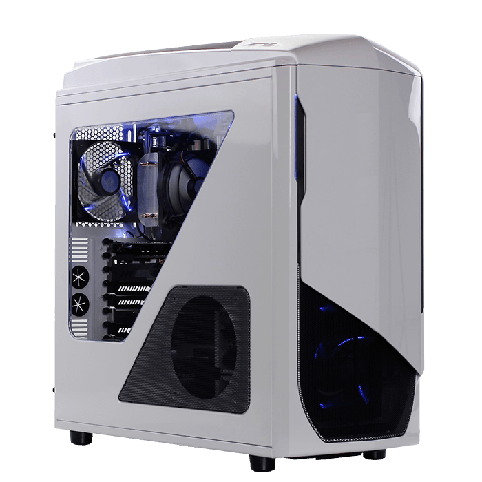 Core™ i7 Z87 Low-Noise Custom Gaming System
